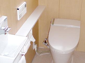 トイレリフォーム 築40年の和式トイレを洋式にリフォーム